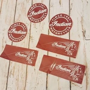 Indian Motorcycle WarBonnet Decal – INDIAN-DECAL